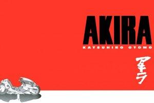 Akira, by Katsuhiro Otomo