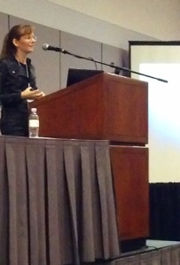 Speaking at GameSoundCon 2013