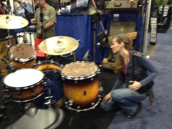 AES-Drums