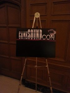GameSoundCon-Easel