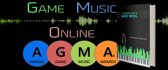 Game Music Online's Annual Game Music Award for A Composer's Guide to Game Music (pictured in the article by Winifred Phillips, video game composer)
