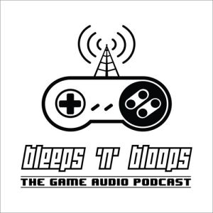 The Bleeps 'n' Bloops game audio podcast