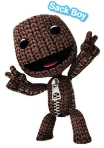 Depiction of the famous Sackboy character from the LittleBigPlanet 2 franchise, from the article by video game music composer Winifred Phillips.