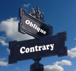 signpost-contrary-oblique