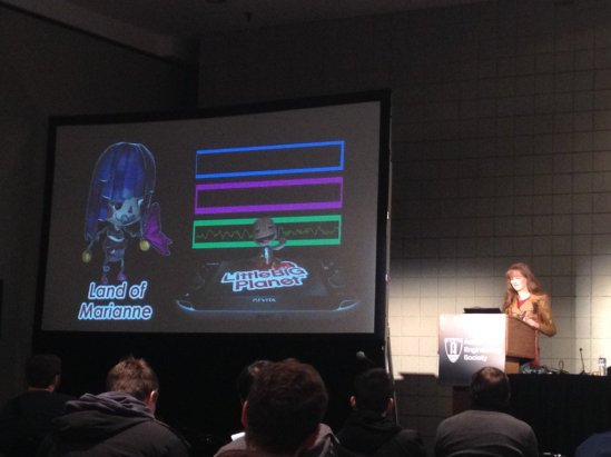 LittleBigPlanet Talk at AES 2015. Speaker: Winifred Phillips