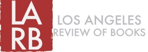 Los Angeles Review of Books logo, illustrating the article written by video game composer Winifred Phillips