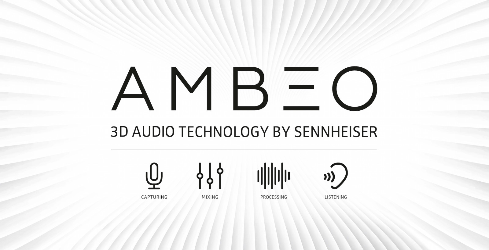 Ambeo 3D Audio Technology by Sennheiser