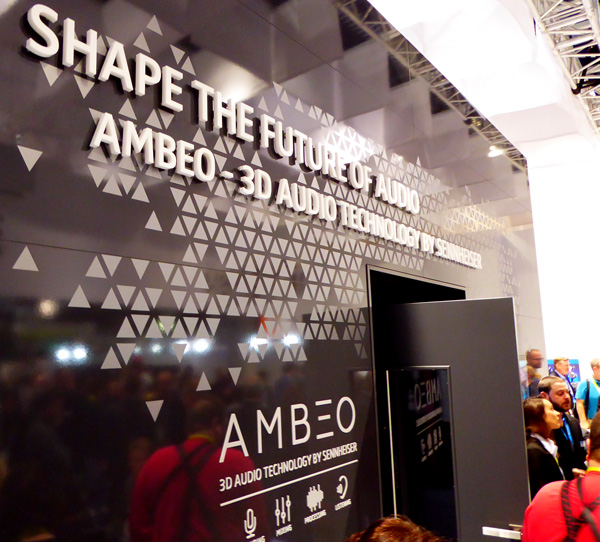 Shape the Future of Audio: AMBEO - 3D Audio Technology by Sennheiser