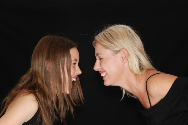 """""""We're more likely to laugh with a friend..."""" (from the blog article by game composer Winifred Phillips)"""
