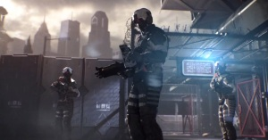 Image from the Homefront: The Revolution video game, from the article about building suspense in music composition, by Winifred Phillips (video game composer).