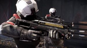 Image of the enemies in Homefront: The Revolution (from the article written by Winifred Phillips, video game music composer)