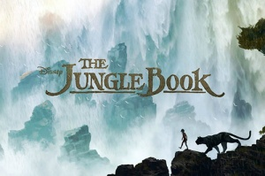 Poster image of Disney The Jungle Book (2016) movie - from the blog article by Winifred Phillips, game composer