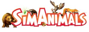The SimAnimals game logo, music composed by video game music composer Winifred Phillips.