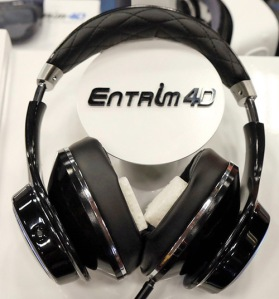 Photo of the Entrim 4D, from the VR headphones article by Winifred Phillips (award-winning game music composer)