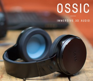 Photo of the OSSIC X, from game composer Winifred Phillips' article on headphones designed for Virtual Reality