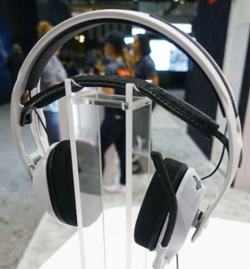 Photo of the Plantronics RIG 4VR (designed to support several of the famous virtual reality gaming systems), from the article by video game music composer Winifred Phillips.