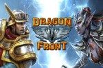 Logo art from the popular Dragon Front game, featured in the article by video game music composer Winifred Phillips