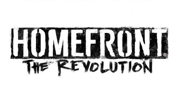 From the article by Winifred Phillips (game music composer) - a depiction of the Homefront: The Revolution video game logo.