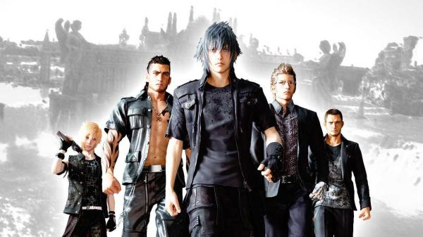 From the article by game composer Winifred Phillips - an illustration of the game Final Fantasy XV.