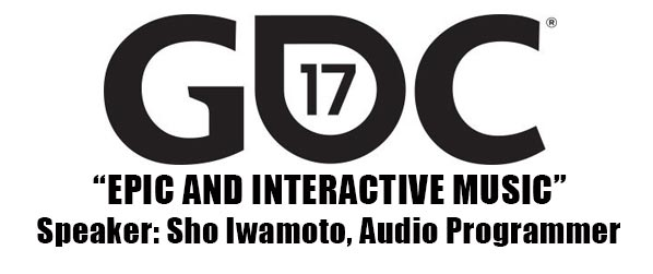 Gamasutra Winifred Phillips S Blog Video Game Music Systems At Gdc 2017 Pros And Cons For Composers