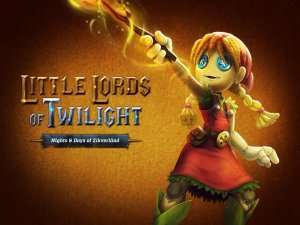 An illustration of the Little Lords of Twilight video game, from the article by video game music composer Winifred Phillips.