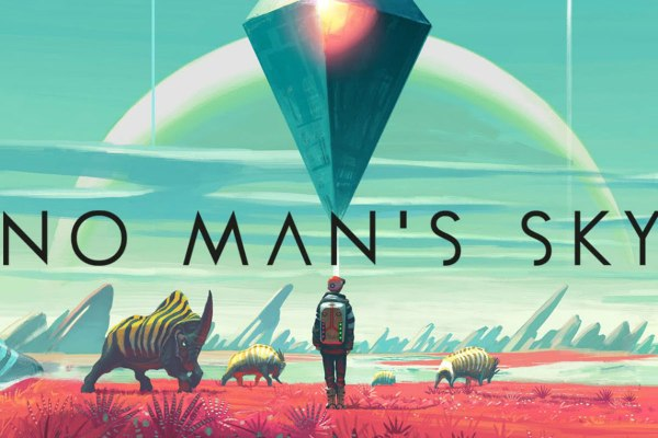 From the article by game composer Winifred Phillips - an illustration of the game No Man's Sky.