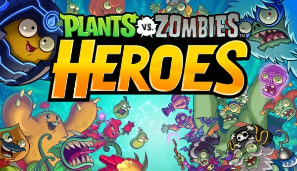 From the article by game composer Winifred Phillips - an illustration of the game Planets vs. Zombies: Heroes.