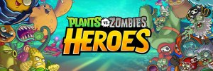 From the article by game composer Winifred Phillips - an illustration of the game Plants vs. Zombies: Heroes.