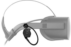 Photo of the iSINE Headphones for the popular virtual reality platform, from the article by video game composer Winifred Phillips.