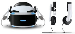 Illustration of the Mantis headphones used in conjunction with the popular PlayStation VR headset, from the article by video game music composer Winifred Phillips.