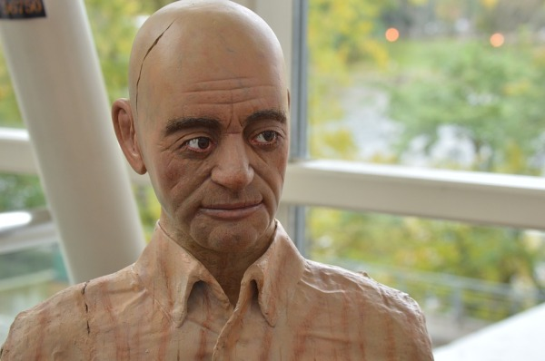 """An illustration of the famous """"Uncanny Valley"""" concept, from the article by Winifred Phillips (video game music composer)"""