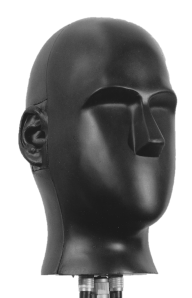 An illustration for the popular dummy head binaural microphone - in this article for video game composers, Winifred Phillips explores the role of music in VR.