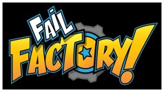 Depiction of the official Fail Factory VR game logo, from the article for video game composers by Winifred Phillips.