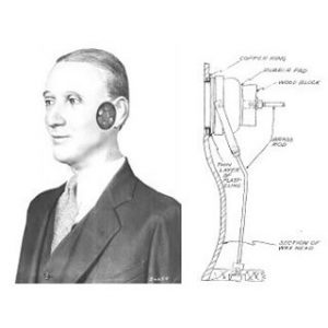In this discussion of music in VR (by a video game composer for video game composers) Winifred Phillips describes the famous 'Oscar' recording device shown in the 1933 World's Fair.