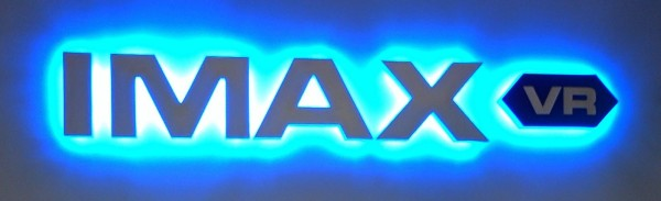 A depiction of the IMAX VR logo from the famous IMAX organization, from the article for video game composers by Winifred Phillips (game music composer).