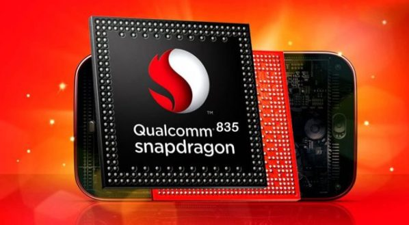 A depiction of the Qualcomm Snapdragon 835 chip for popular untethered VR devices, from the article for video game composers by Winifred Phillips (game music composer).