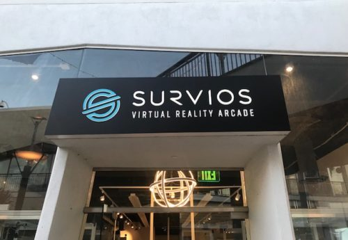In this article for video game composers, Winifred Phillips discusses the Survios VR Arcade in Torrence California.