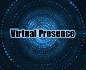 Image illustrating the concept of Virtual Presence, from the article by Winifred Phillips for video game composers
