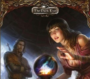 Image illustrating The Dark Eye roleplaying game, as included in the article by award-winning game composer Winifred Phillips.