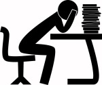 A symbolic depiction of study, as discussed in the article about breaking into the video game industry written by popular game music composer Winifred Phillips.