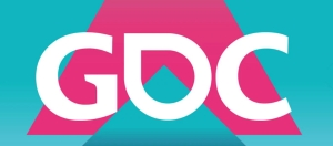 The official logo of the Game Developers Conference, as included in the article written by video game composer Winifred Phillips.