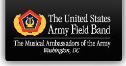 The official logo of the United States Army Field Band, included in an article about video game music in concert during the Covid-19 pandemic. This article was written by Winifred Phillips (composer of game music).